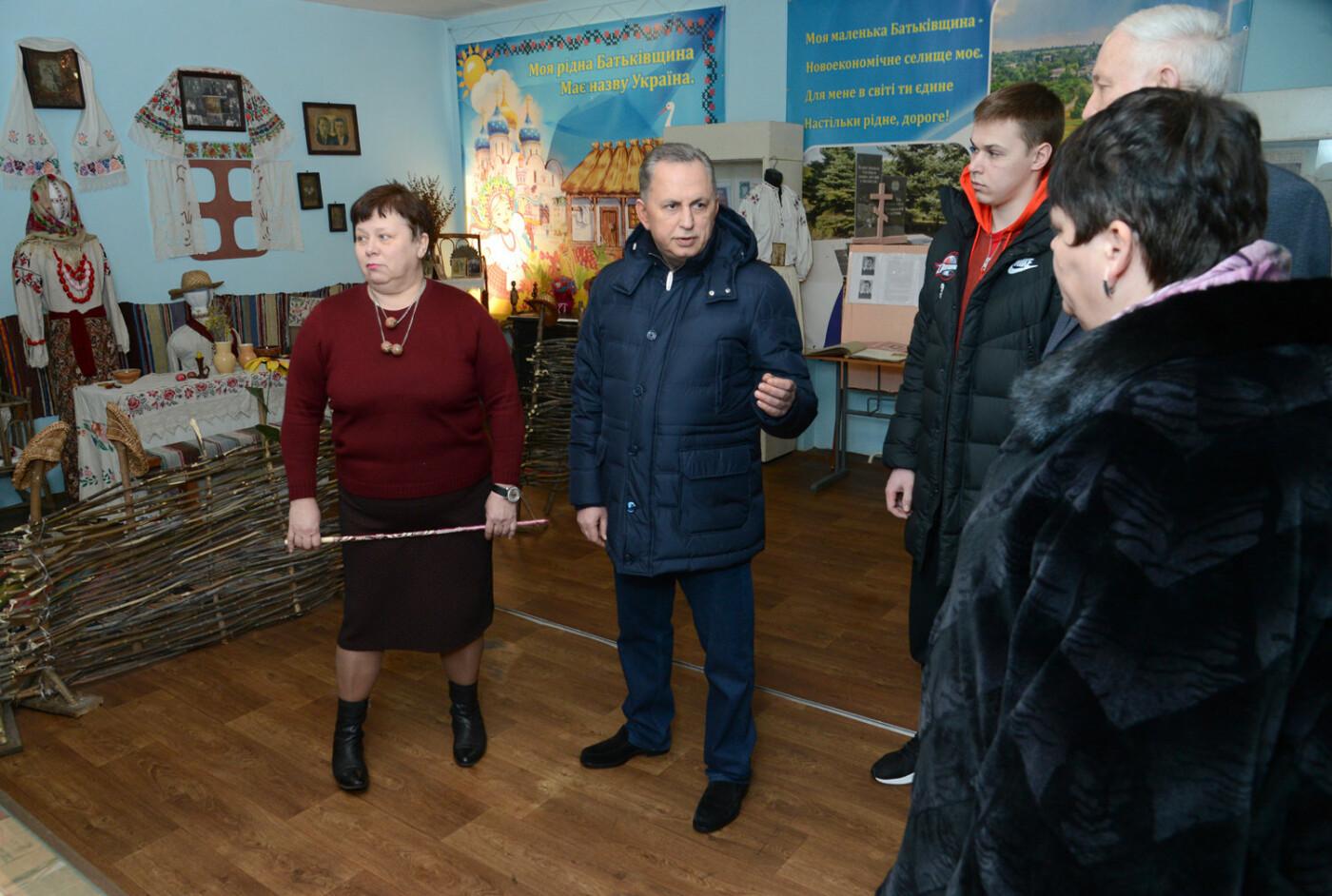 Борис Колесников провел встречу с одесскими студентами-пищевиками на ведущем предприятии Донецкой области , фото-2