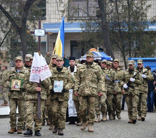 На Донбассе боевики расстреляли безоружного спецназовца, - ФОТО, фото-1