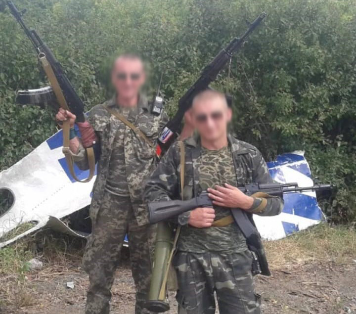 На Донбассе задержали боевика, который охранял обломки сбитого малайзийского боинга МН-17, - ФОТО, ВИДЕО , фото-3