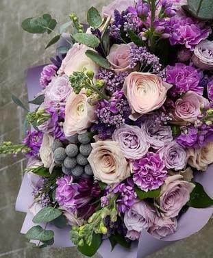 В цокольном этаже супермаркета Зеркальный открылся цветочный магазине INFLORE , фото-1
