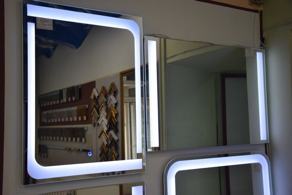 В Мариуполе компания «Zazerkalie» расширила производство зеркал с LED подсветкой, - ФОТО, фото-6