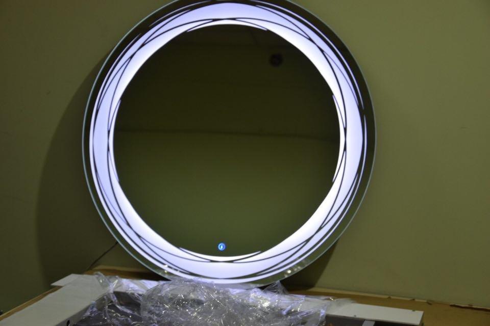 В Мариуполе компания «Zazerkalie» расширила производство зеркал с LED подсветкой, - ФОТО, фото-9