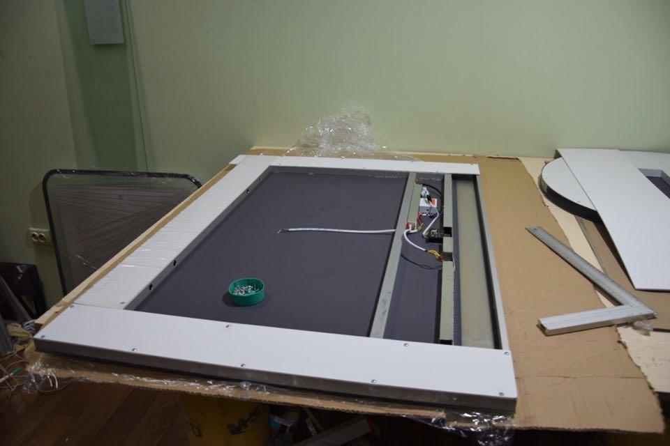 В Мариуполе компания «Zazerkalie» расширила производство зеркал с LED подсветкой, - ФОТО, фото-10