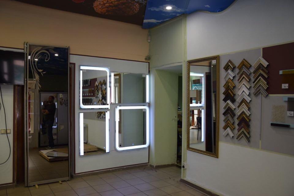 В Мариуполе компания «Zazerkalie» расширила производство зеркал с LED подсветкой, - ФОТО, фото-8