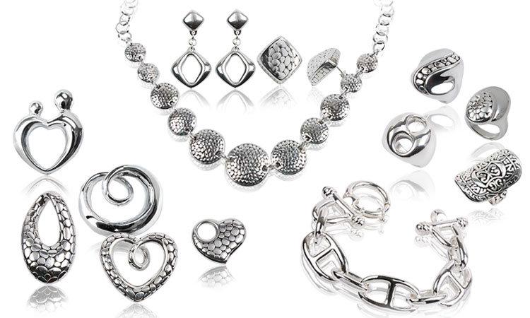 Потрясающие серебряные изделия оптом от Silver Wings, фото-1