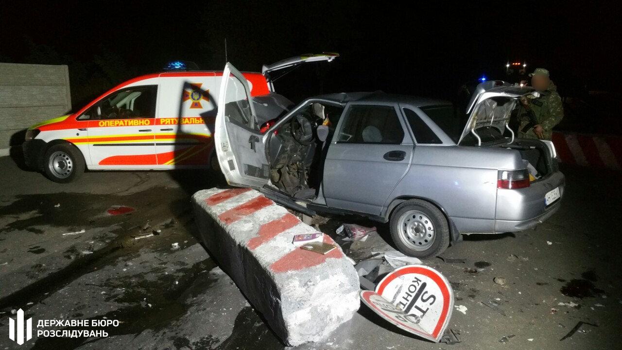 Мариупольскую экс-полицейскую будут судить за пьяное ДТП на блок-посту, - ФОТО, фото-1