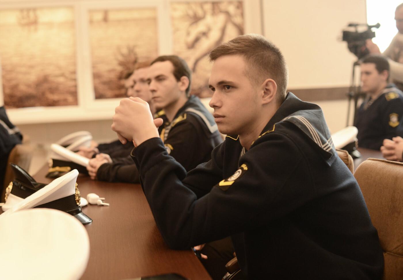 Открыт всеукраинский конкурс для студентов морских вузов с поездкой в Нидерланды, фото-1