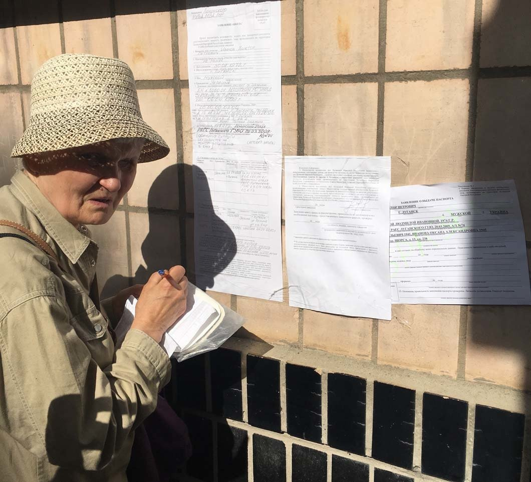 Паспортный стон. Как жители ОРДЛО становятся гражданами РФ, - ФОТО, фото-7