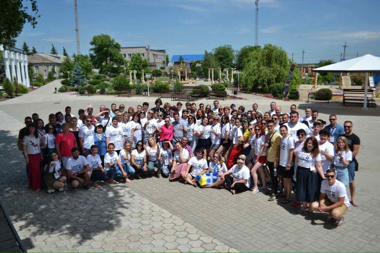 """Форум """"Восток-Запад: межрегиональное партнерство"""": три активных дня  для развития молодежи, фото-9"""