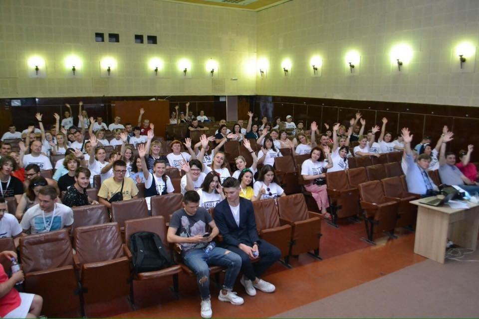 """Форум """"Восток-Запад: межрегиональное партнерство"""": три активных дня  для развития молодежи, фото-3"""