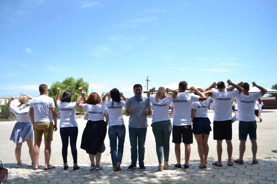 """Форум """"Восток-Запад: межрегиональное партнерство"""": три активных дня  для развития молодежи, фото-11"""