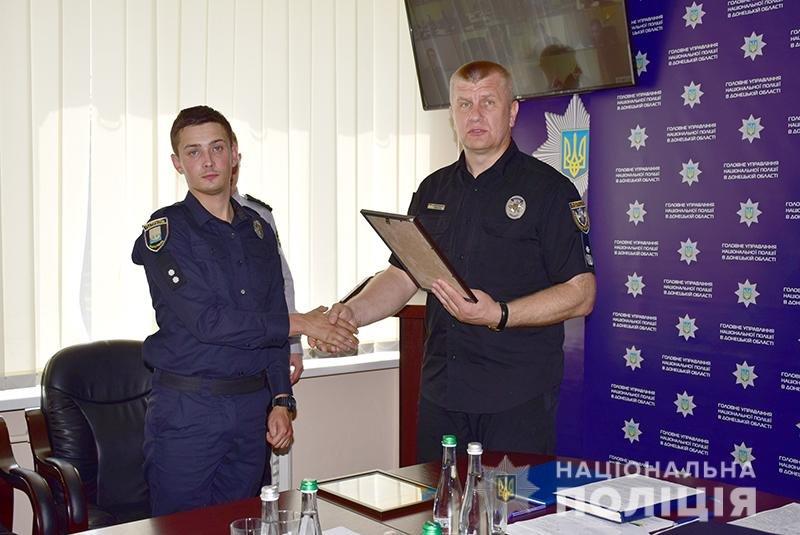 Полицейские наградили 11-летнего мариупольца, который помог задержать педофила, - ФОТО, фото-9