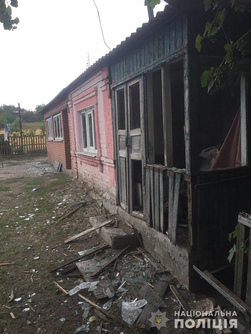 Стали известны масштабы обстрела Чермалыка боевиками, - ФОТО, фото-3