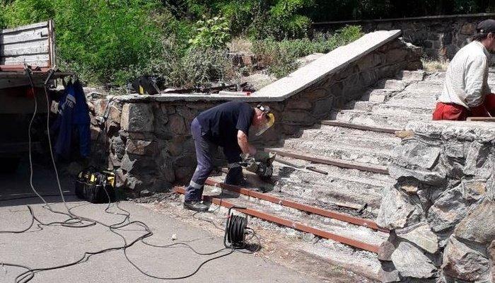 В Мариуполе отремонтируют лестницу к морю, - ФОТОФАКТ, фото-2