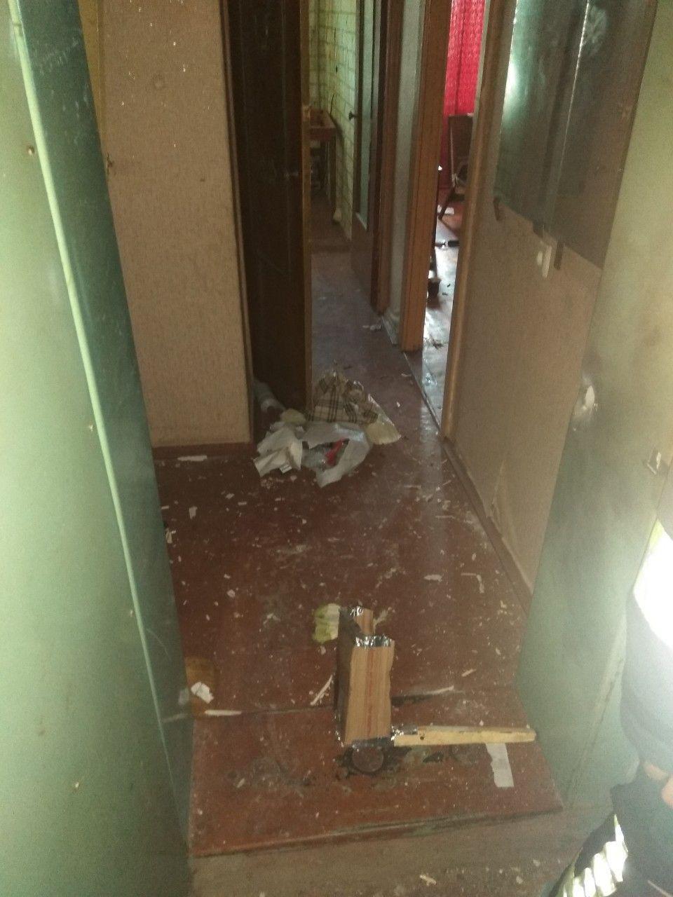 В жилом доме Мариуполя прогремел взрыв, - ФОТО, фото-2