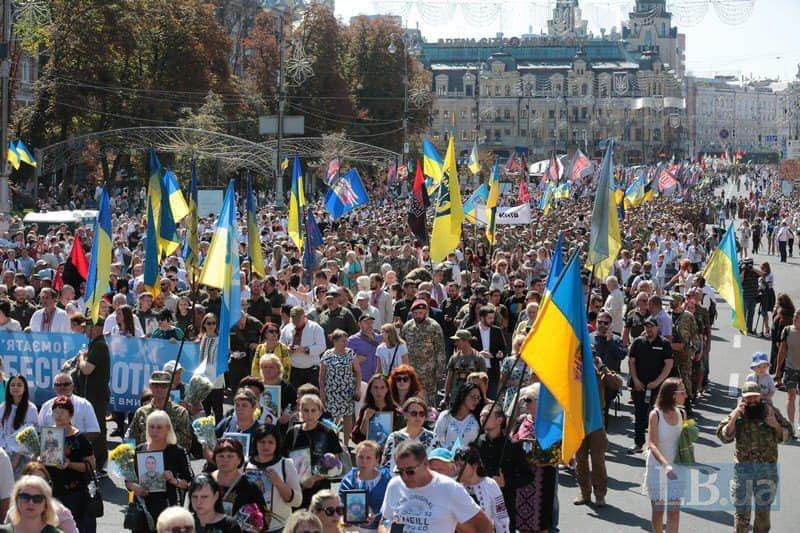 Марш Защитников Украины - Алексей Арестович