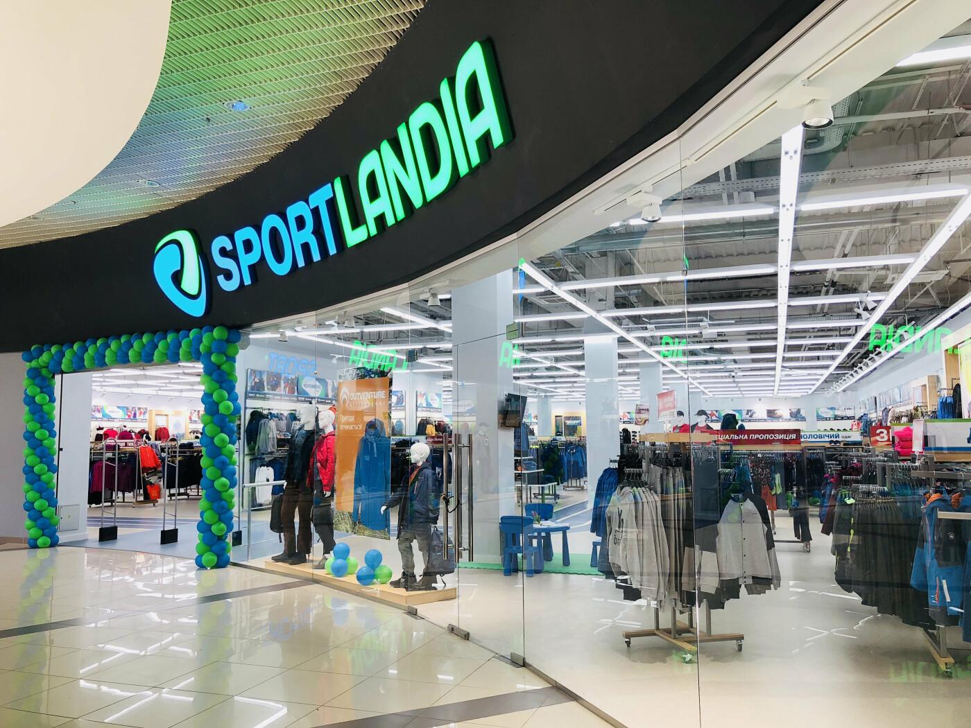 21 и 22 сентября  – День Рождения магазина Sportlandia в ТРЦ ПортCity, фото-1