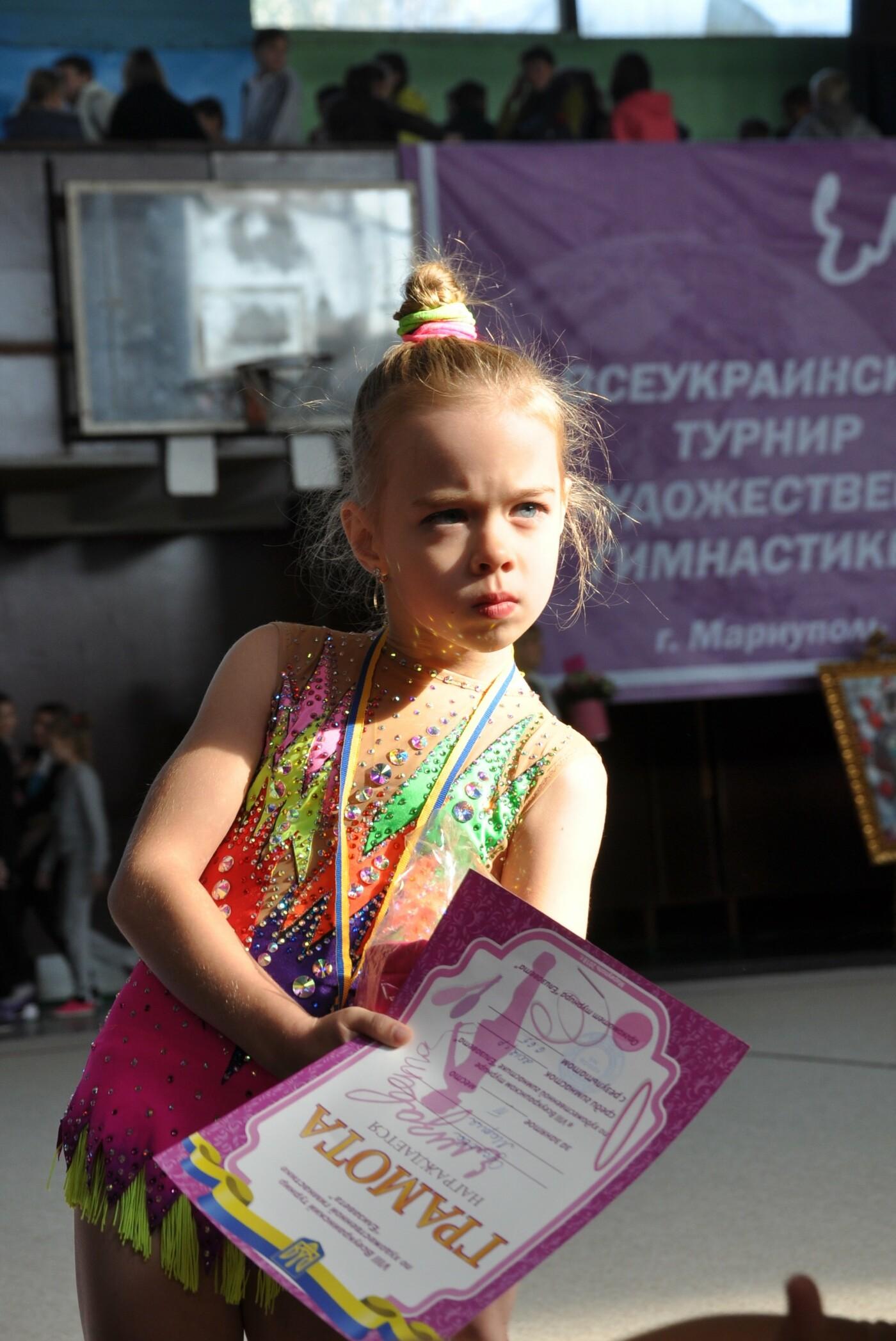 Мариупольцев приглашают на 9-й турнир по художественной гимнастике «Елизавета», фото-24