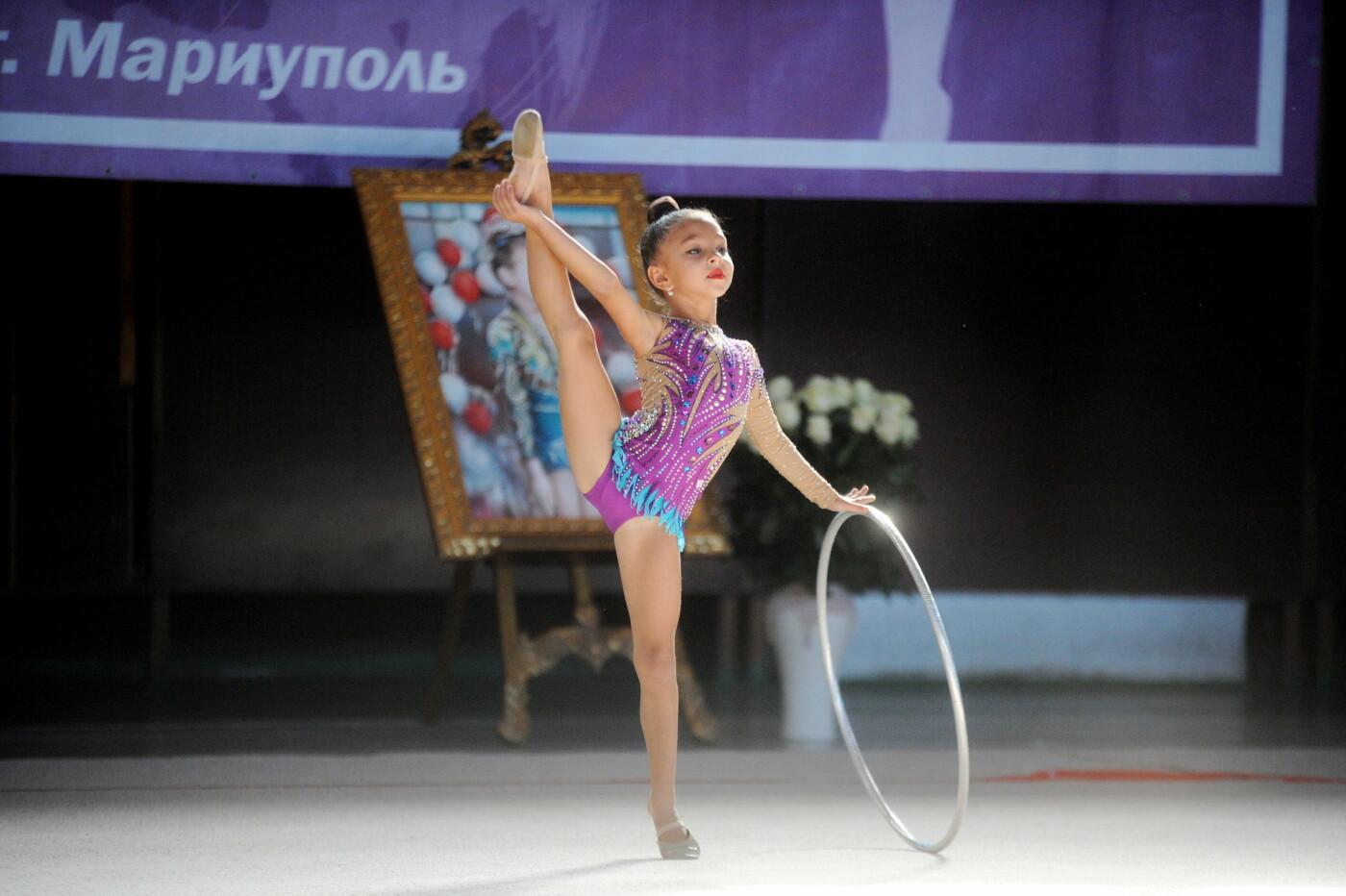 Мариупольцев приглашают на 9-й турнир по художественной гимнастике «Елизавета», фото-57