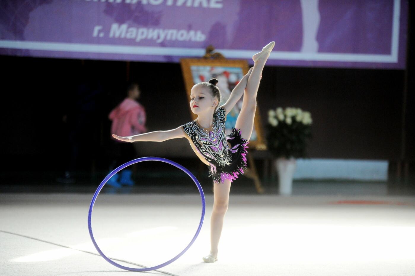Мариупольцев приглашают на 9-й турнир по художественной гимнастике «Елизавета», фото-58