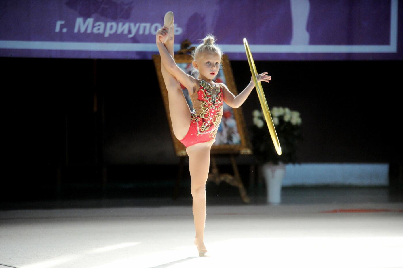Мариупольцев приглашают на 9-й турнир по художественной гимнастике «Елизавета», фото-59