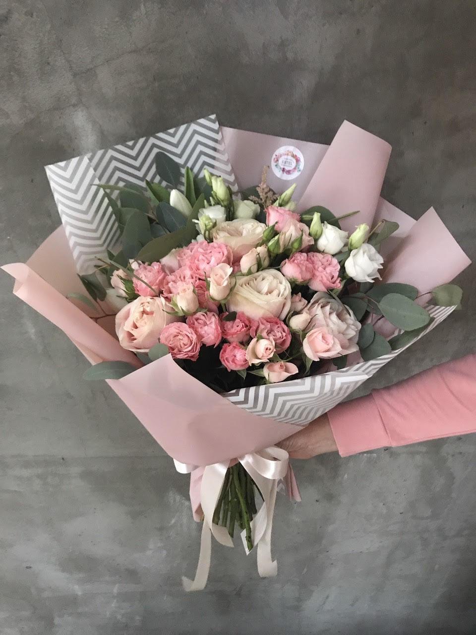 Закажи красивый букет в новом цветочном магазине - получи доставку в подарок!, фото-10