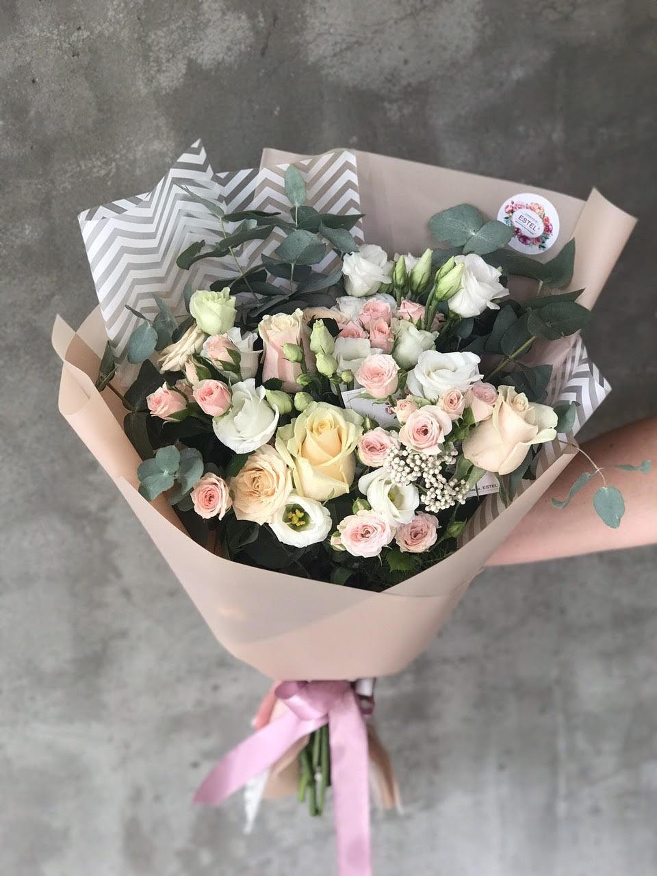 Закажи красивый букет в новом цветочном магазине - получи доставку в подарок!, фото-11