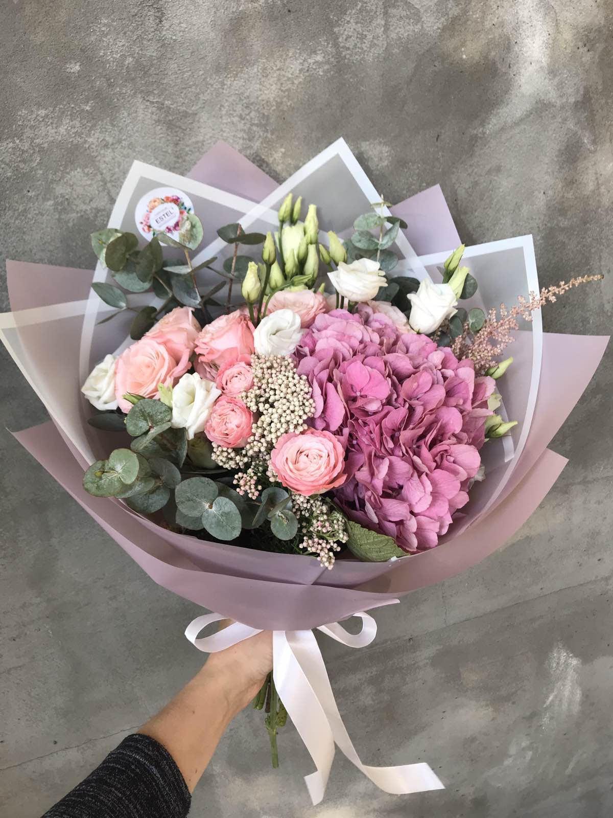 Закажи красивый букет в новом цветочном магазине - получи доставку в подарок!, фото-12