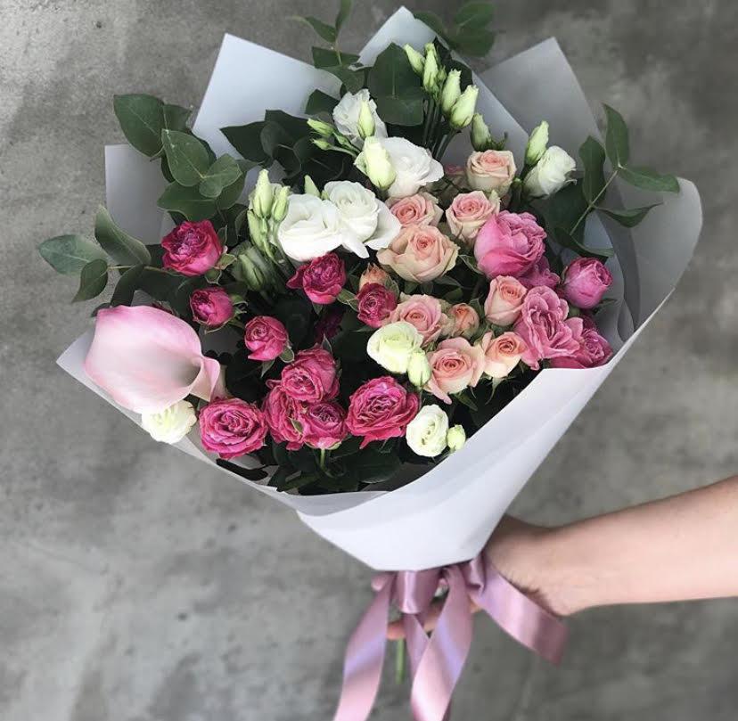Закажи красивый букет в новом цветочном магазине - получи доставку в подарок!, фото-13