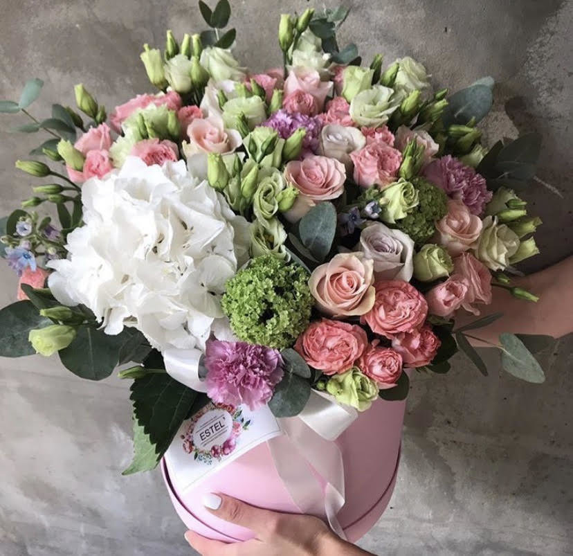 Закажи красивый букет в новом цветочном магазине - получи доставку в подарок!, фото-1