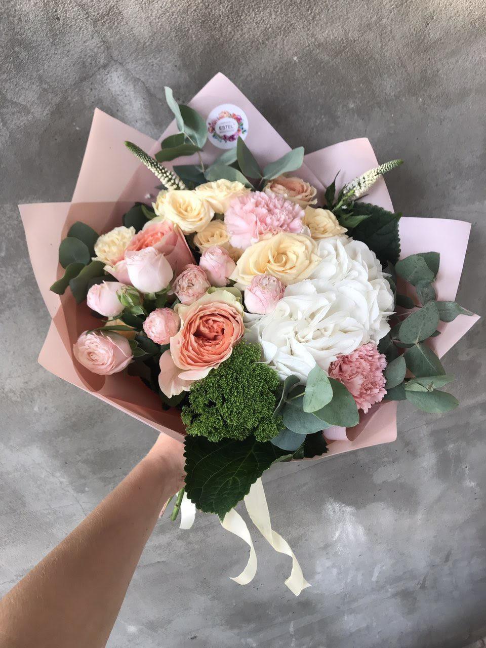Закажи красивый букет в новом цветочном магазине - получи доставку в подарок!, фото-3
