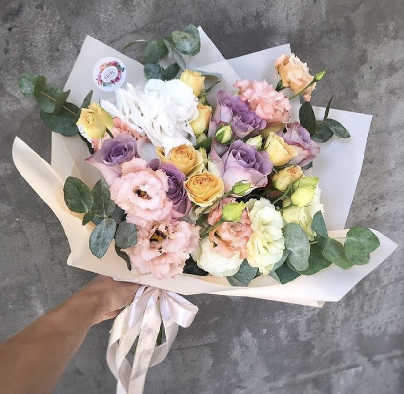 Закажи красивый букет в новом цветочном магазине - получи доставку в подарок!, фото-5