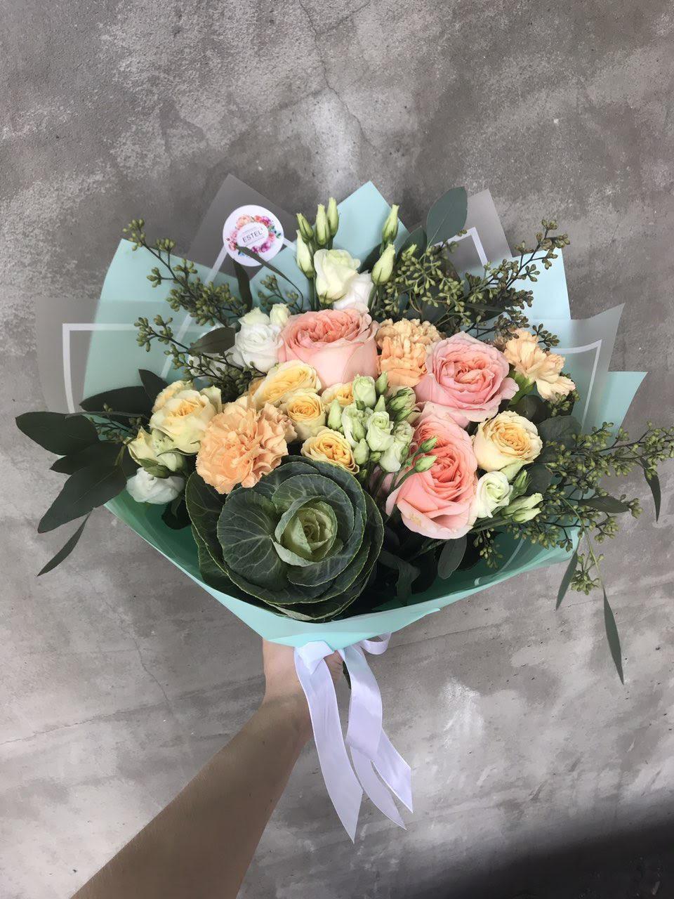 Закажи красивый букет в новом цветочном магазине - получи доставку в подарок!, фото-9