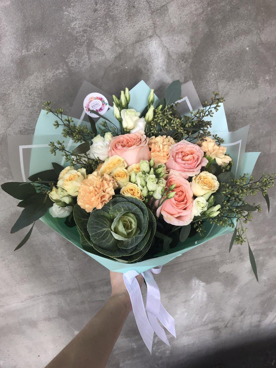 В цветочную мастерскую ESTEL' требуется флорист , фото-4