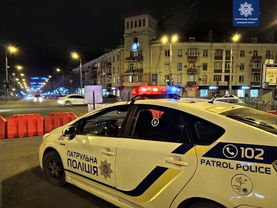 Полицейские Мариуполя сообщили, как прошла новогодняя ночь, фото-3
