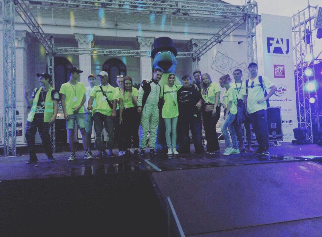 Катерина Наседкина, вице-президент Федерации автомобильной и автоспорта Донецкой области, - о  пятилетии Чемпионата Drag Racing, фото-5