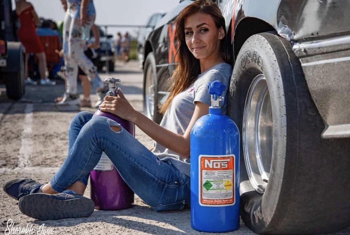 Катерина Наседкина, вице-президент Федерации автомобильной и автоспорта Донецкой области, - о  пятилетии Чемпионата Drag Racing, фото-8