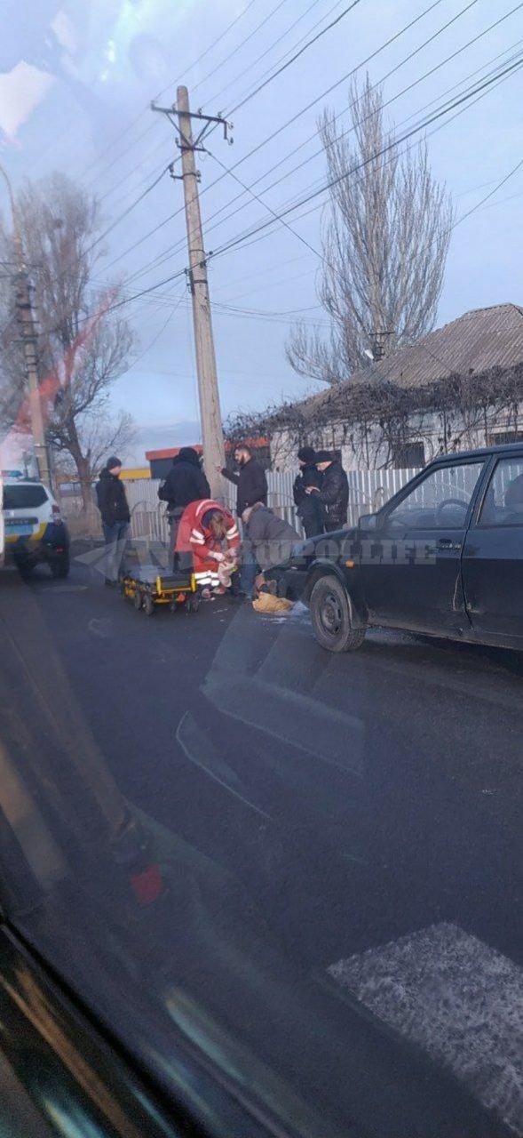 В Мариуполе ВАЗ сбил женщину-пешехода, - ФОТО, фото-5