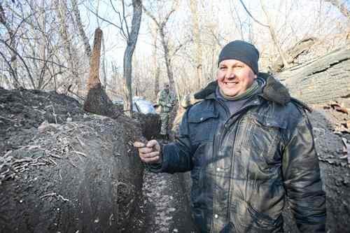 Снайпер боевиков убил бойца Мариупольской бригады Василия Муху, - ФОТО, фото-2