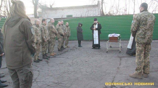 Мариуполь попрощался с погибшим бойцом Николаем Сорочуком, - ФОТО, фото-2