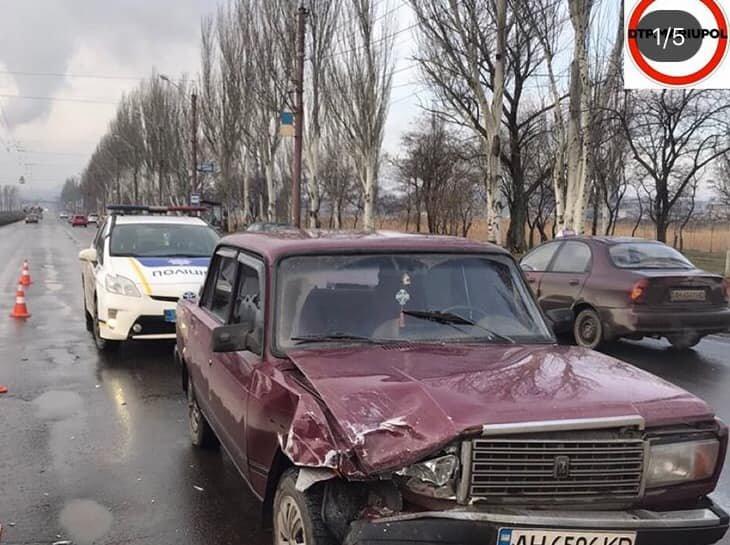 На Набережной в аварию попали две легковушки, - ФОТО, фото-4