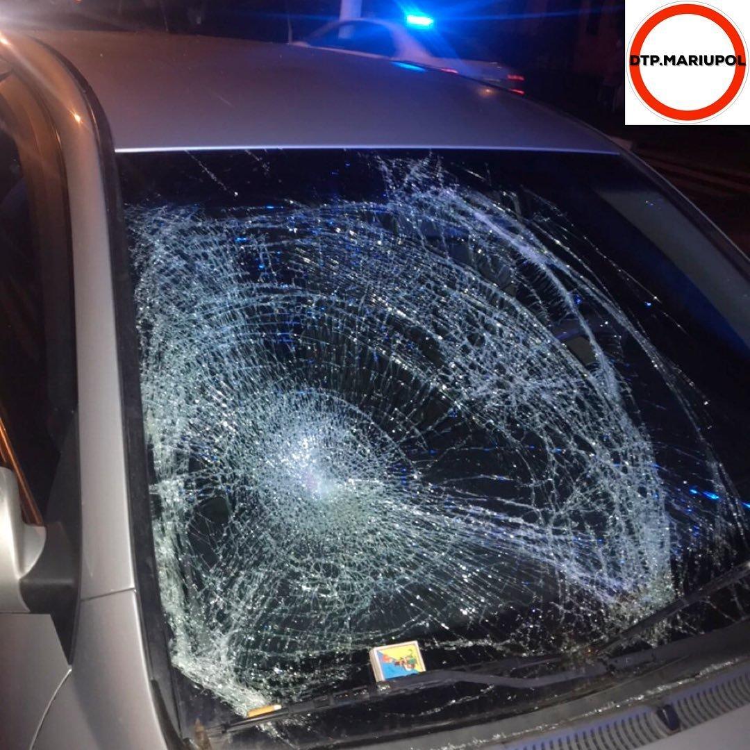 В Мариуполе на пешеходном переходе сбили мужчину, - ФОТО, фото-3