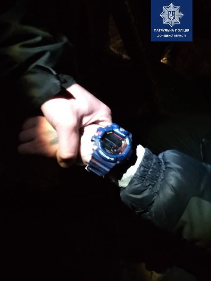 В Мариуполе задержали уличных грабителей, - ФОТО, фото-3