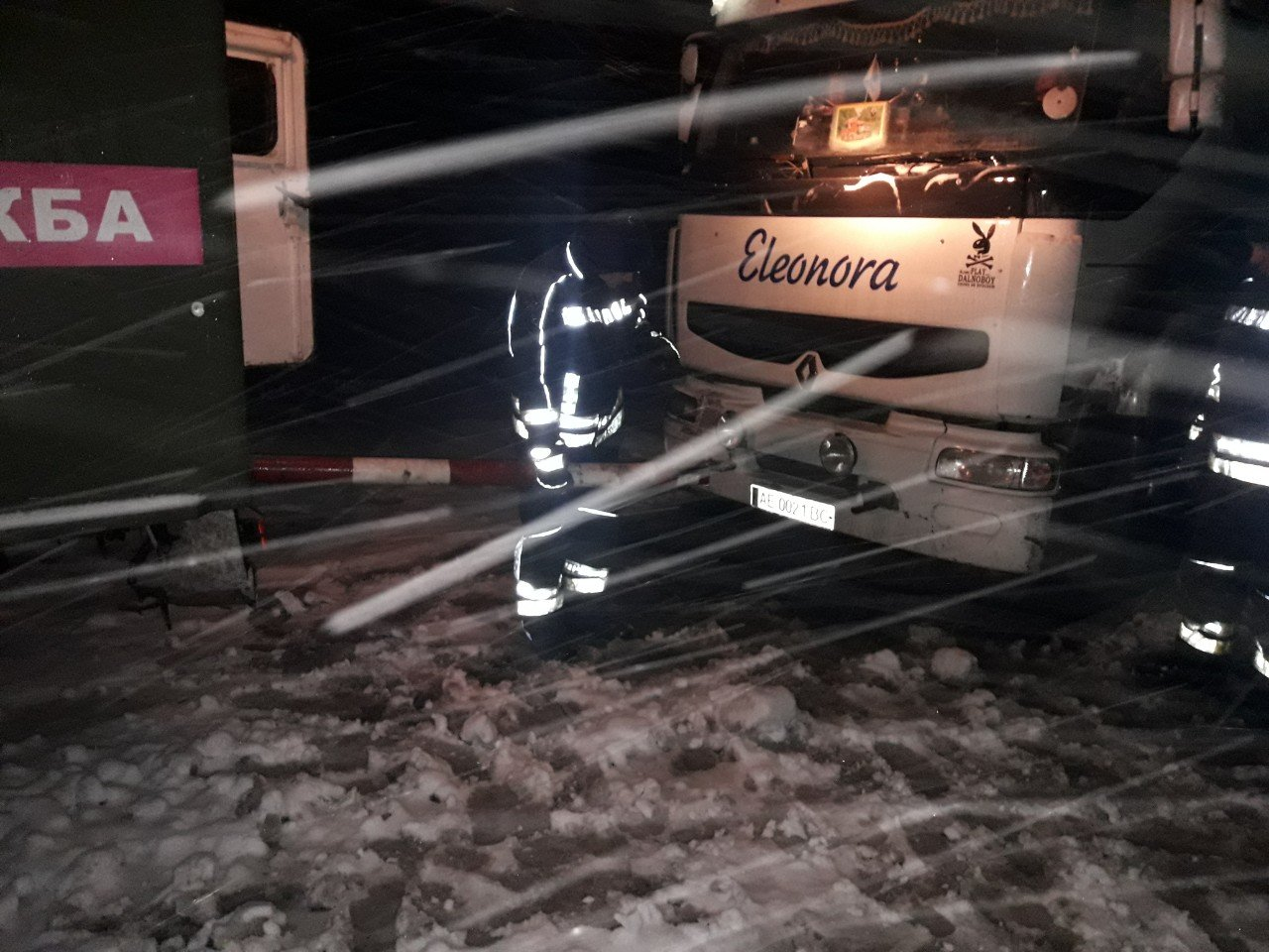 Ситуация на трассах Донецкой области: из снежных заносов спасли 68 человек, - ФОТО, фото-5