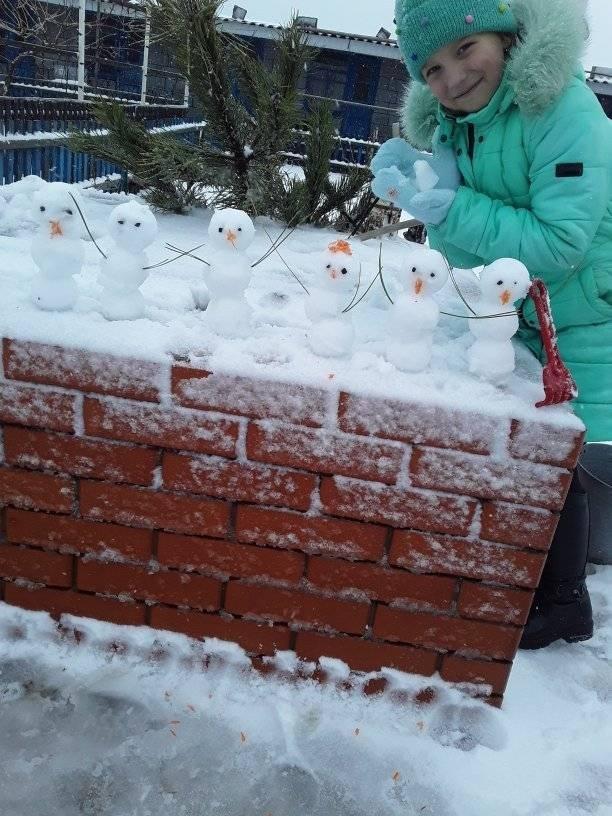 """Мариупольцы представили свои творения на """"Параде  снеговиков"""",- ФОТО, фото-19"""
