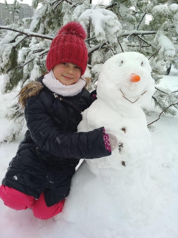 """Мариупольцы представили свои творения на """"Параде  снеговиков"""",- ФОТО, фото-14"""