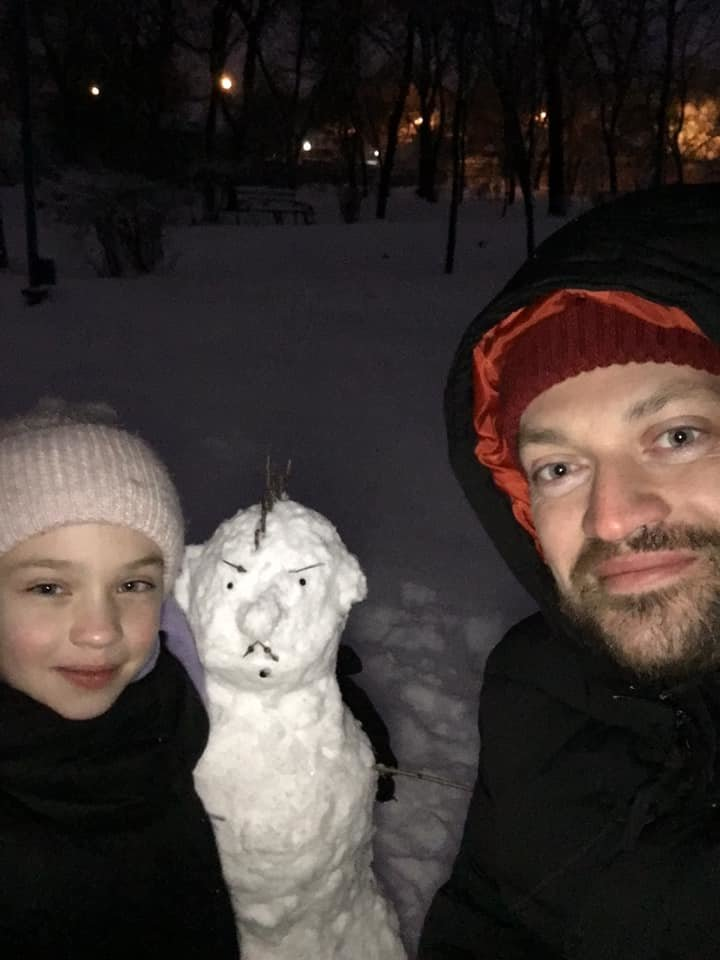 """Мариупольцы представили свои творения на """"Параде  снеговиков"""",- ФОТО, фото-16"""