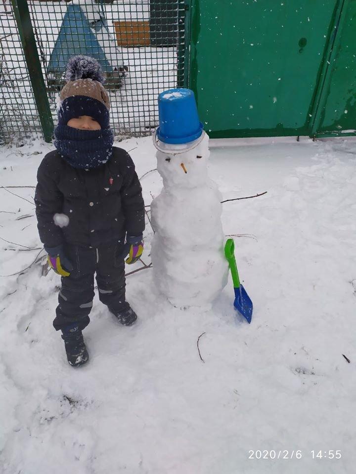 """Мариупольцы представили свои творения на """"Параде  снеговиков"""",- ФОТО, фото-15"""