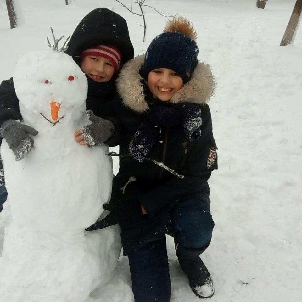 """Мариупольцы представили свои творения на """"Параде  снеговиков"""",- ФОТО, фото-23"""