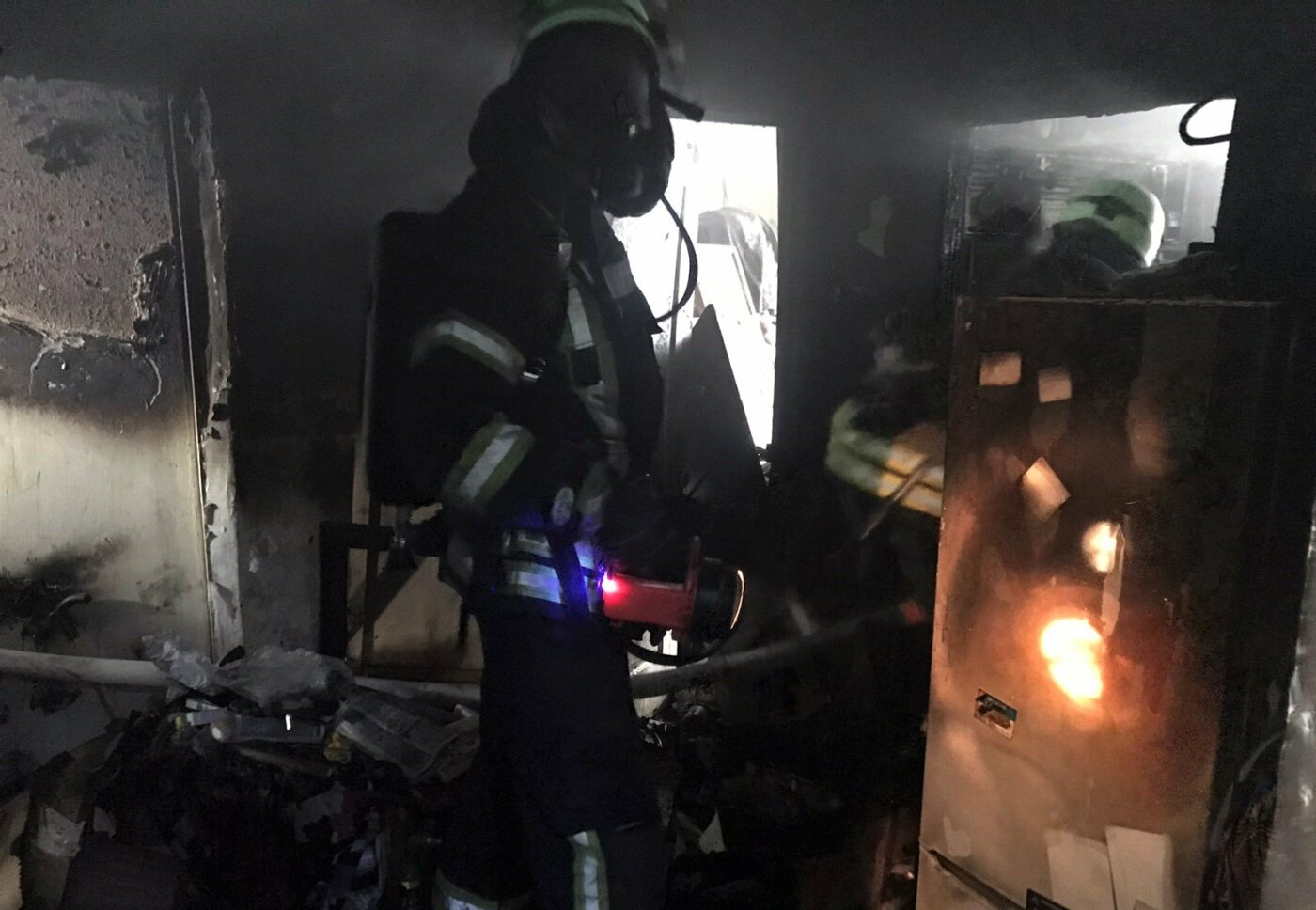 В Мариуполе в пожаре погибла 56-летняя женщина, - ФОТО, фото-2